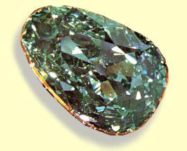 Zielony Diament Drezdeński 41 Ct