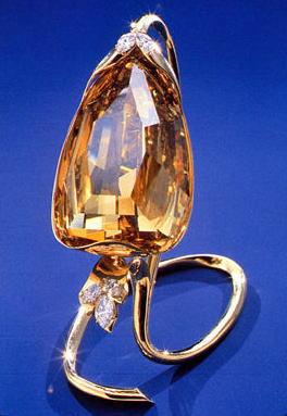 The Incomparable diamond - Nieporównywalny, największy oszlifowany diament o czystości IF