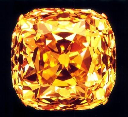 The Tiffany Yellow najsłynniejszy fantazyjny Żółty diament 128.54 Ct